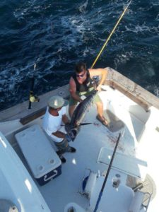 Outer Banks sportfishing charters