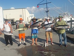 Outer Banks fishing charters Nags Head