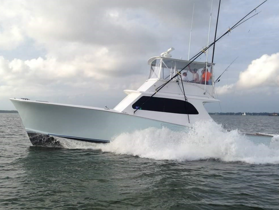 Outer banks fishing charter