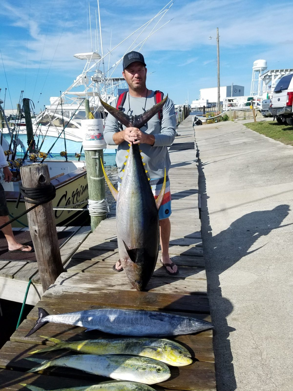 Outer Banks Tuna Fishing